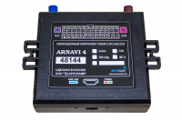 Автомобильный GPS ГЛОНАСС трекер ARNAVI 4