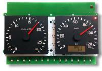 Плата электронного спидометра EGK 100 24V